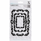 Xcut Nesting Dies Large - Ornate Frame (Squiggle)