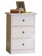 22-20 3-Drawer Narrow Chest