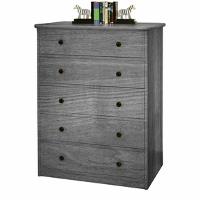 22-24 5-Drawer Chest