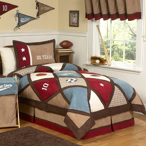 All Star Comforter Set