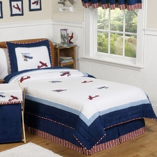 Aviator Comforter Set
