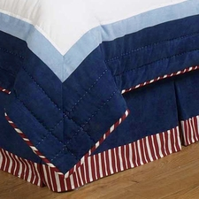 Aviator Full/Queen Bed Skirt