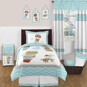 Balloon Buddies Kids Bedding Collection
