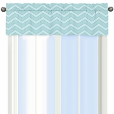 Balloon Buddies Window Valance