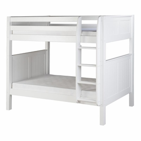 Camaflexi Bunk Beds in White Finish