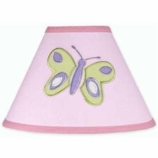 Butterfly Pink & Lavender Lamp Shade