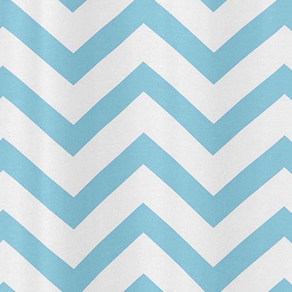 Blue And Orange Shower Curtain Blue and White Chevron Chairs