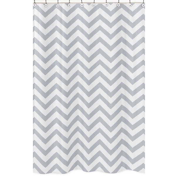 Designer Shower Curtains With Valance Yellow Chevron Shower Curtain
