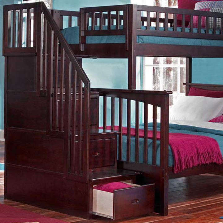 Twin Full Bunk Bed 720 x 720