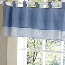 Come Sail Away Window Valance