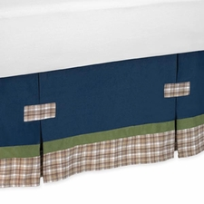Construction Full/Queen Bed Skirt