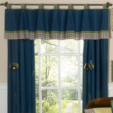 Construction Window Valance