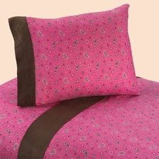 Cowgirl Bandana Sheet Set