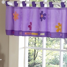 Daisies Window Valance