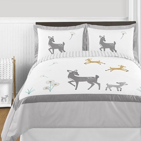 Deer Kids Bedding Collection