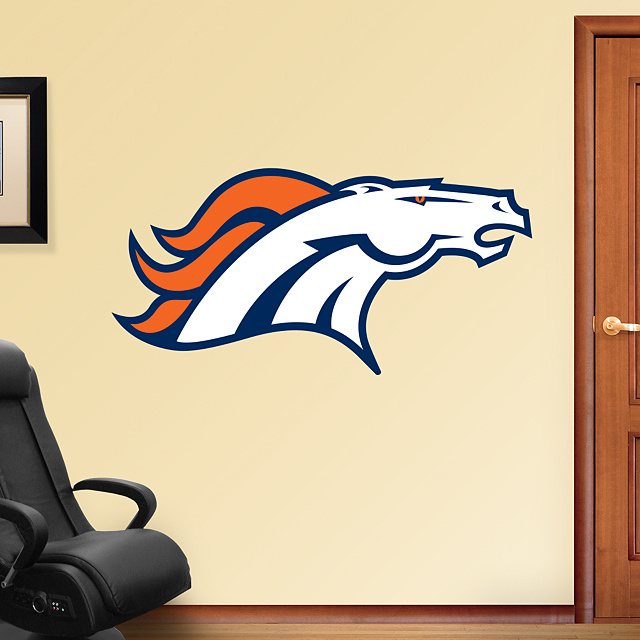 Denver Broncos NFL Team Logo