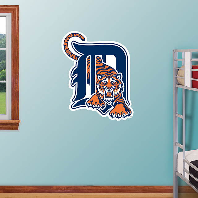 Detroit Tigers MLB Team Logo