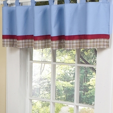 Fire Truck Window Valance