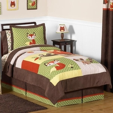 Forest Friends Comforter Set