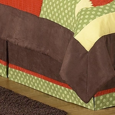 Forest Friends Full/Queen Bed Skirt