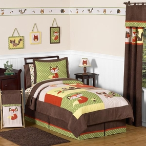 Forest Friends Kids Bedding Collection