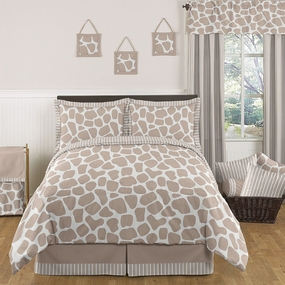 Giraffe Kids Bedding Collection