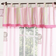 Jungle Friends Window Valance
