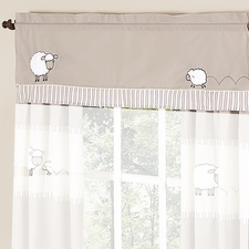 Lamb Window Valance