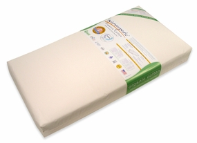 MC32 Classic 150 Dual Fimrness Seamless Organic Cotton Crib Mattress