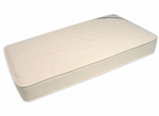 MC50 Quilted 252 Organic Crib Mattress