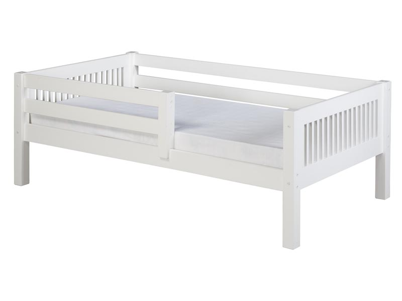 Twin Size Bed With Rails | My Blog