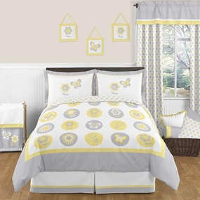Mod Garden Kids Bedding Collection