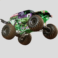Monster Jam Trucks Collection