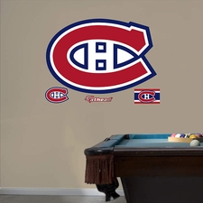 Montreal Canadiens NHL Team Logo