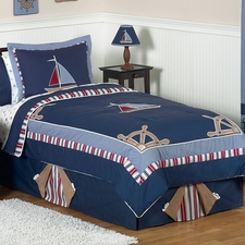 Nautical Nights Comforter Set
