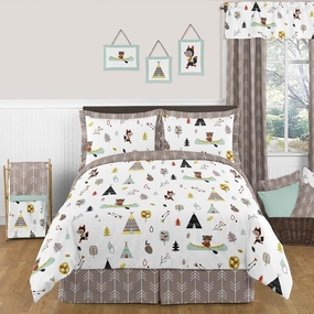 Outdoor Adventure Kids Bedding Collection