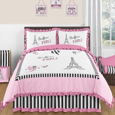 Paris Comforter Set