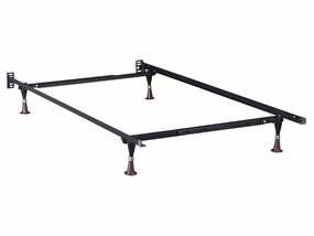 Premium Twin/Twin XL/Full Metal Bed Frame with Glides