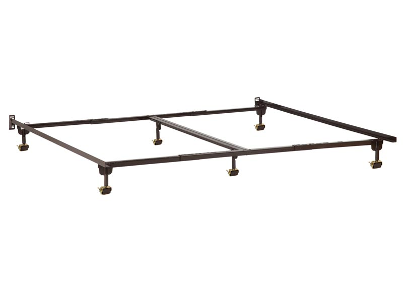 premium twintwin xlfullqueenkingcal king metal bed