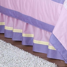 Pretty Pony Full/Queen Bed Skirt