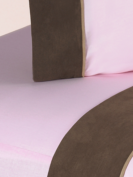 Soho Pink Sheet Set