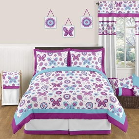 Spring Garden Kids Bedding Collection