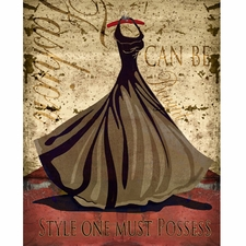 Style One Must Possess