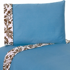 Surf Blue Sheet Set