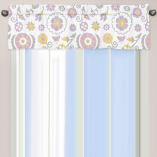 Suzanna Window Valance