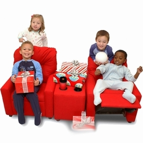 Theater Style Kids Recliner Collection