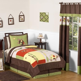Turtle Kids Bedding Collection