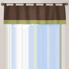 Turtle Window Valance