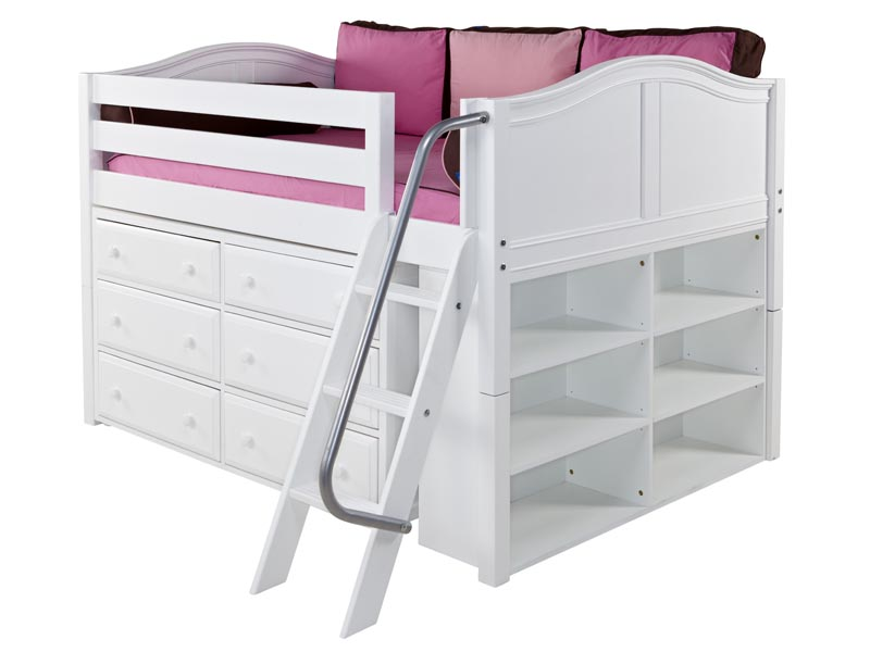 Low Full Size Bed
