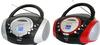 PORTABLE AUDIO SYSTEM SC-508 MP3/CD PLAYER WITH USB/AUX INPUTS & AM/FM RADIO